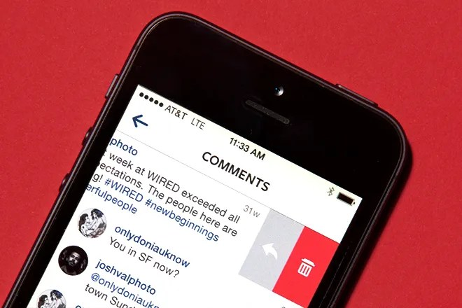 Comment Post on Instagram