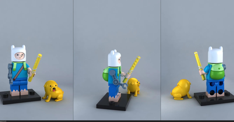 Adventure Time Demon Finn Sword
