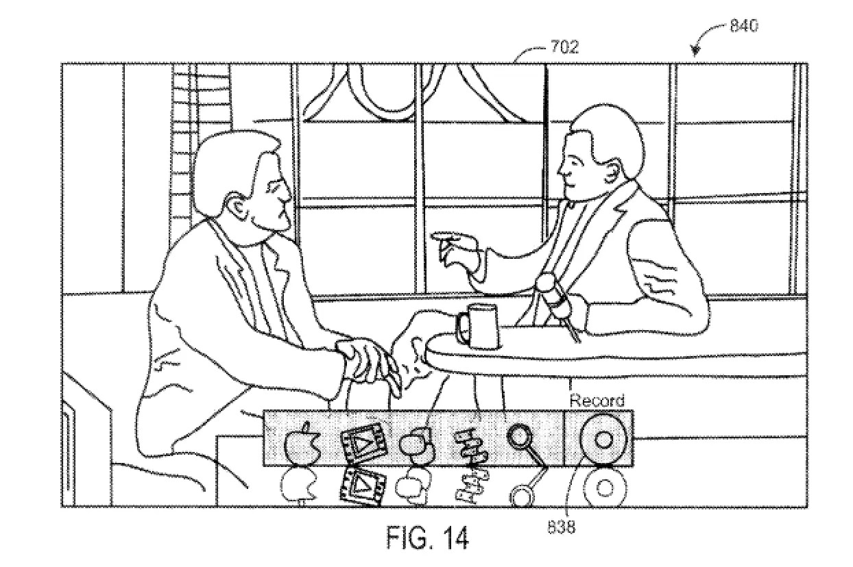 Apple Patents Reveal New Directions for Apple TV, Touch