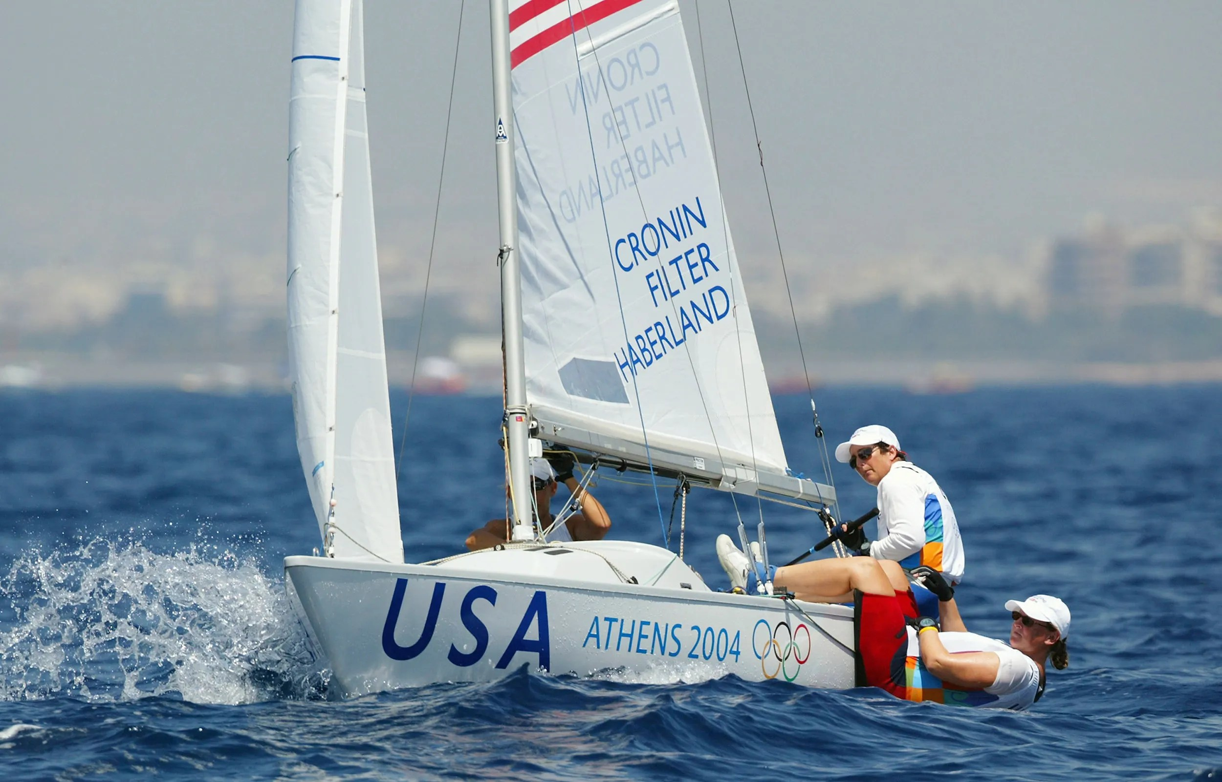 Maybe you would like to learn more about one of these? Olympic Sailors More Than Earn the Label 'Athletes'   WIRED