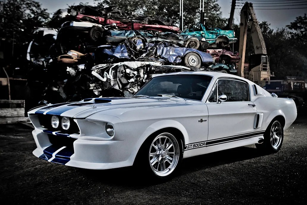 review classic recreations shelby