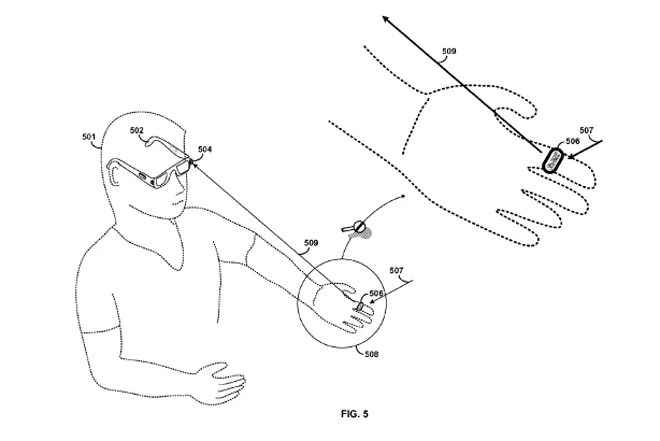 Google Patent Suggests New Direction For Project Glass