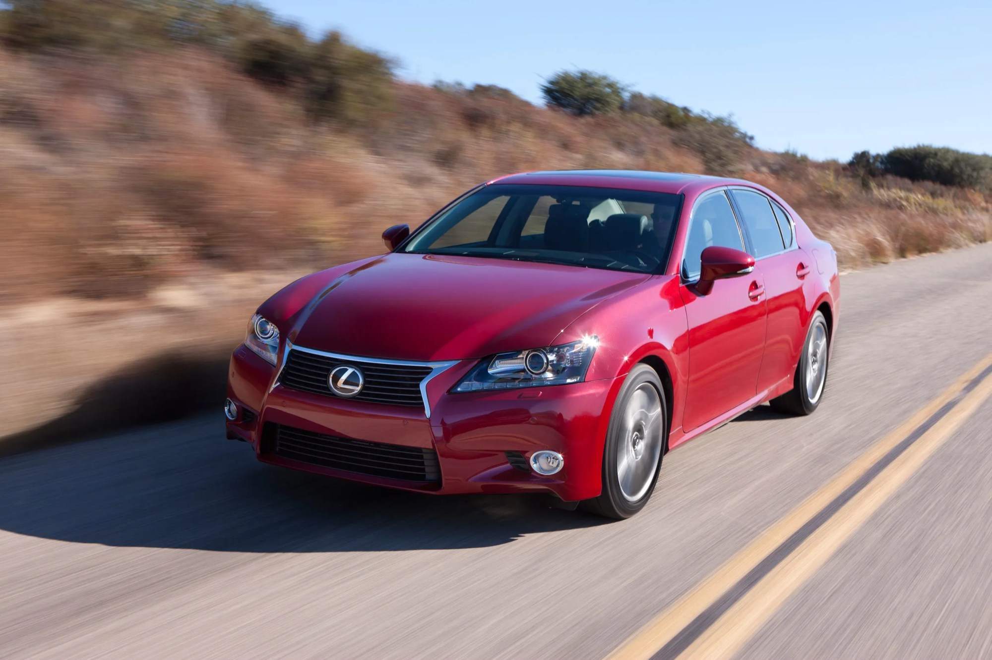 hight resolution of review lexus gs 350 awd