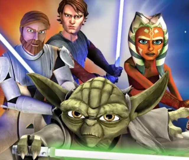 Disney Cancels Clone Wars On Cartoon Network Postpones Star Wars Detours