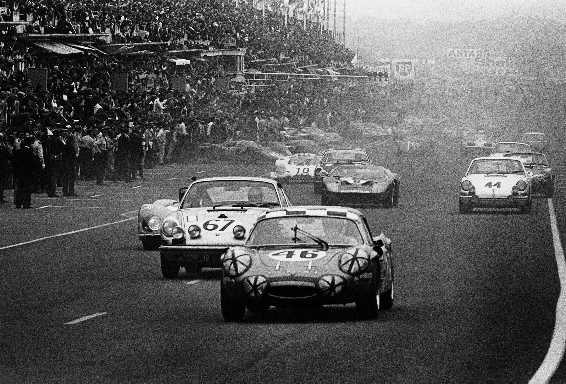 hight resolution of the most wonderfully bizarre cars ever to race le mans