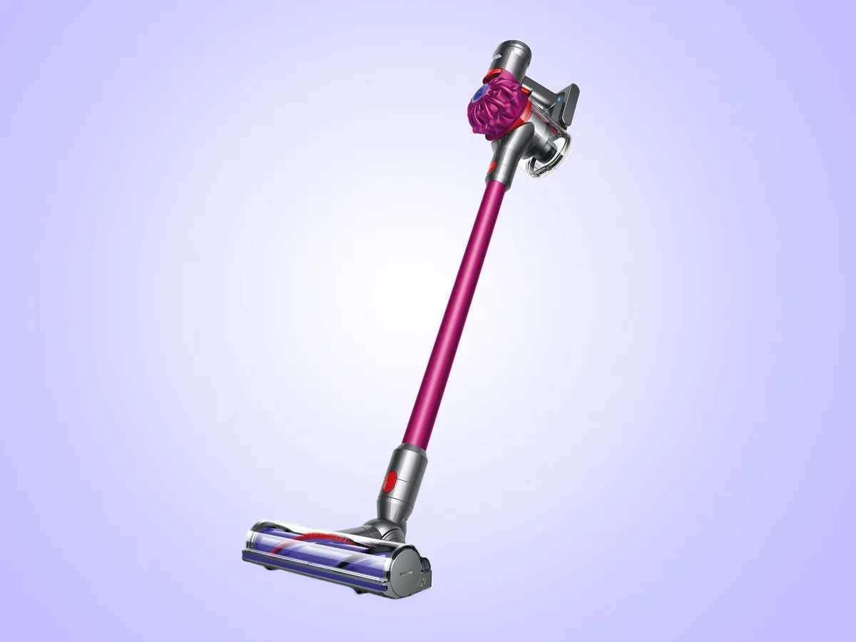 Dyson V7 Motorhead Cordless Vacuum Review Its the Ace of