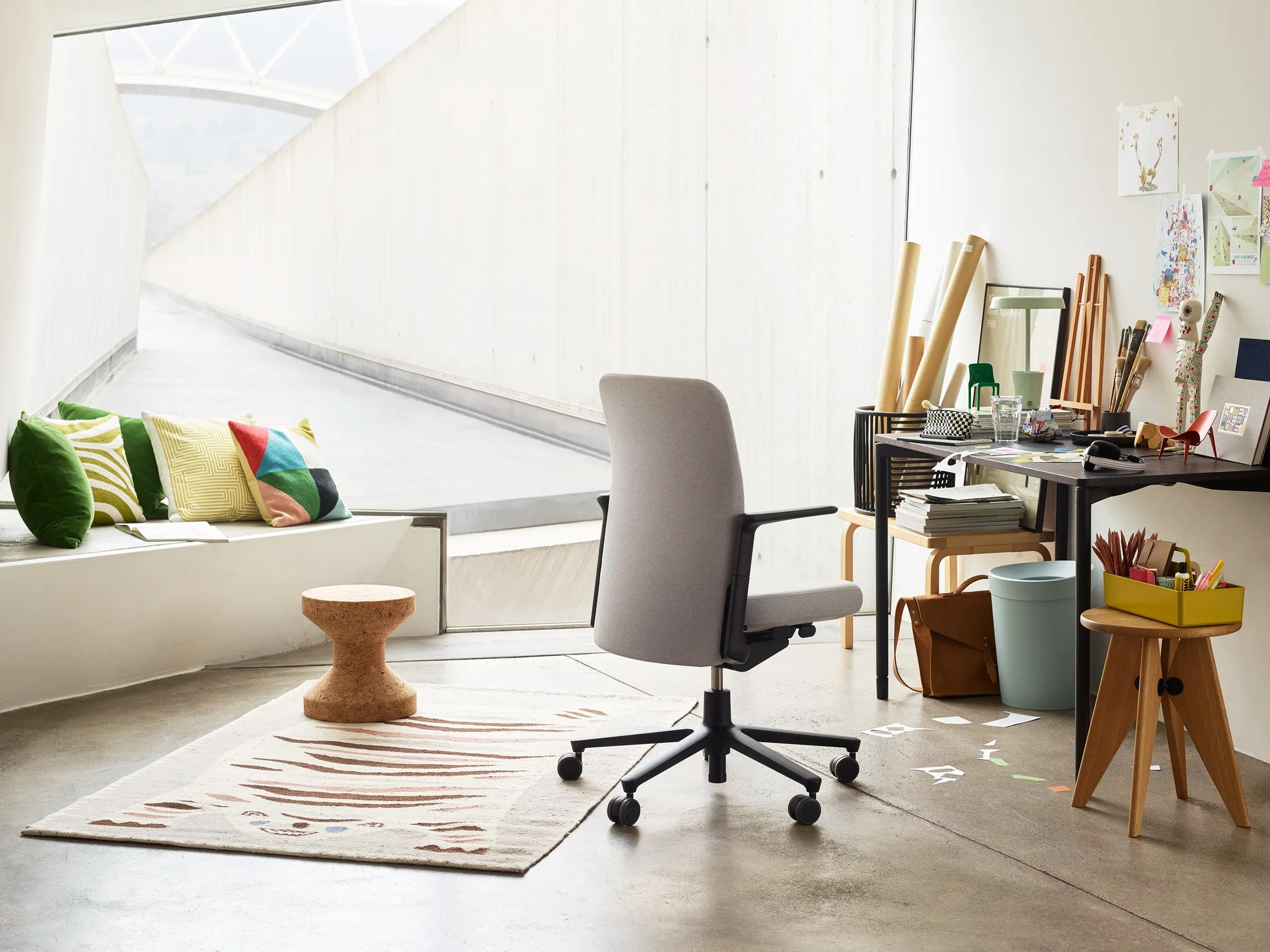design chair for you lift stairs india barber and osgerby s pacific task will make want to go a sleek that ll actually work