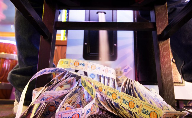 The Ticket Kings Who Make 50 An Hour Playing Arcade Games