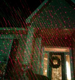 forget christmas lights fire lasers at your house instead [ 2000 x 1500 Pixel ]