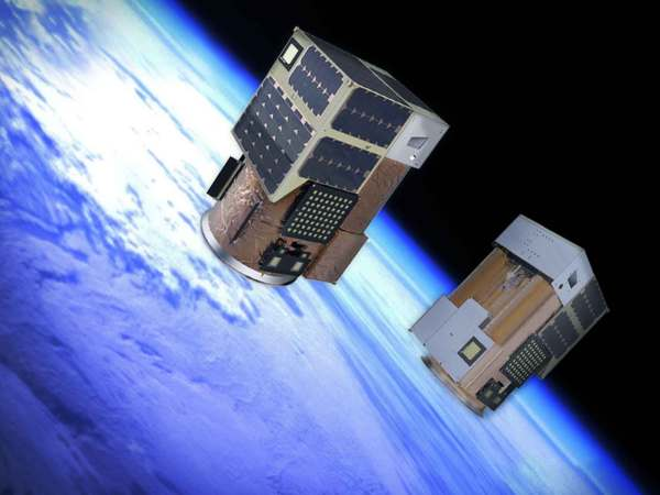 Nasa' Smartest Satellite . Private Space Replace Wired