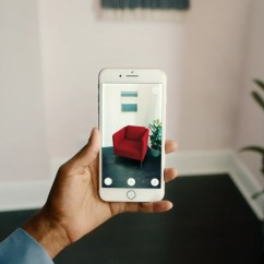 Where To Place Living Room Furniture Placement Rectangular The Ikea App Shows Practical Promise Of Ar Kit