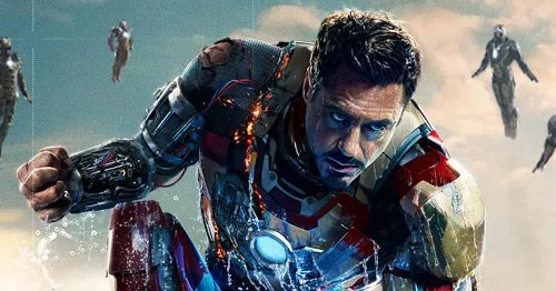 CAN YOU FIGURE OUT WHATS WRONG IN THIS IRON MAN 3 SCENE