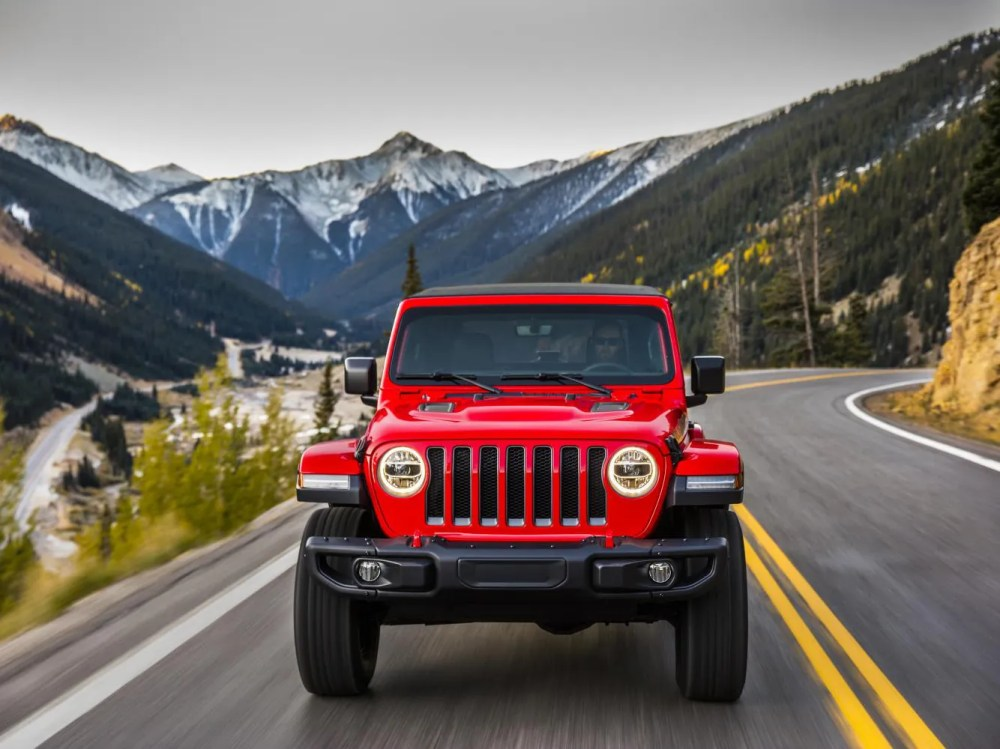 medium resolution of jeep s new wrangler gives off roadies everything they want