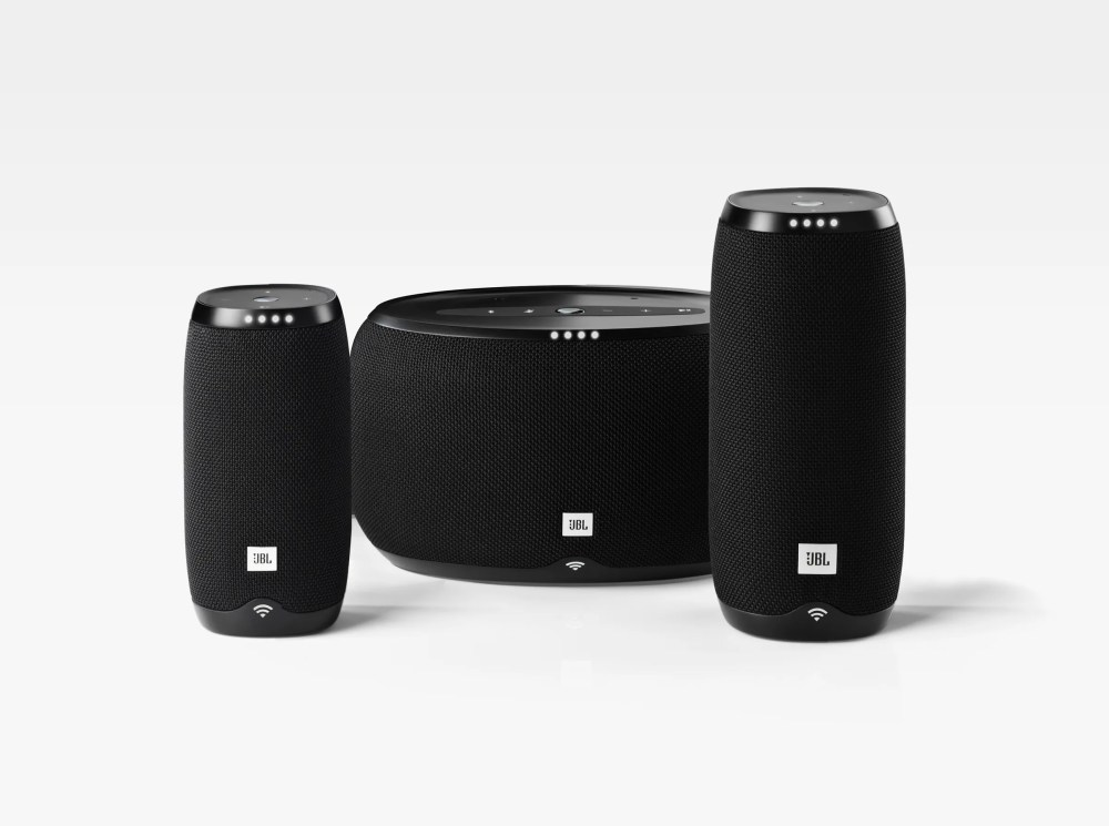 medium resolution of review jbl link speakers with google assistant