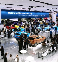 at the north american international auto show in detroit ford announced it will invest 11 billion to develop a raft of new electric cars including a  [ 2400 x 1800 Pixel ]