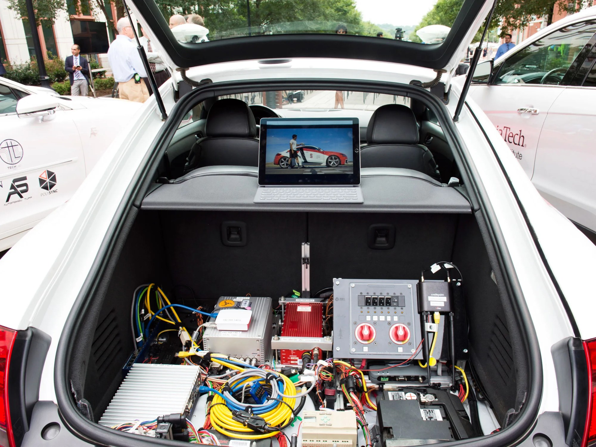 hight resolution of crazy wiring on cars wiring diagram autovehicleself driving cars u0027 massive power consumption is