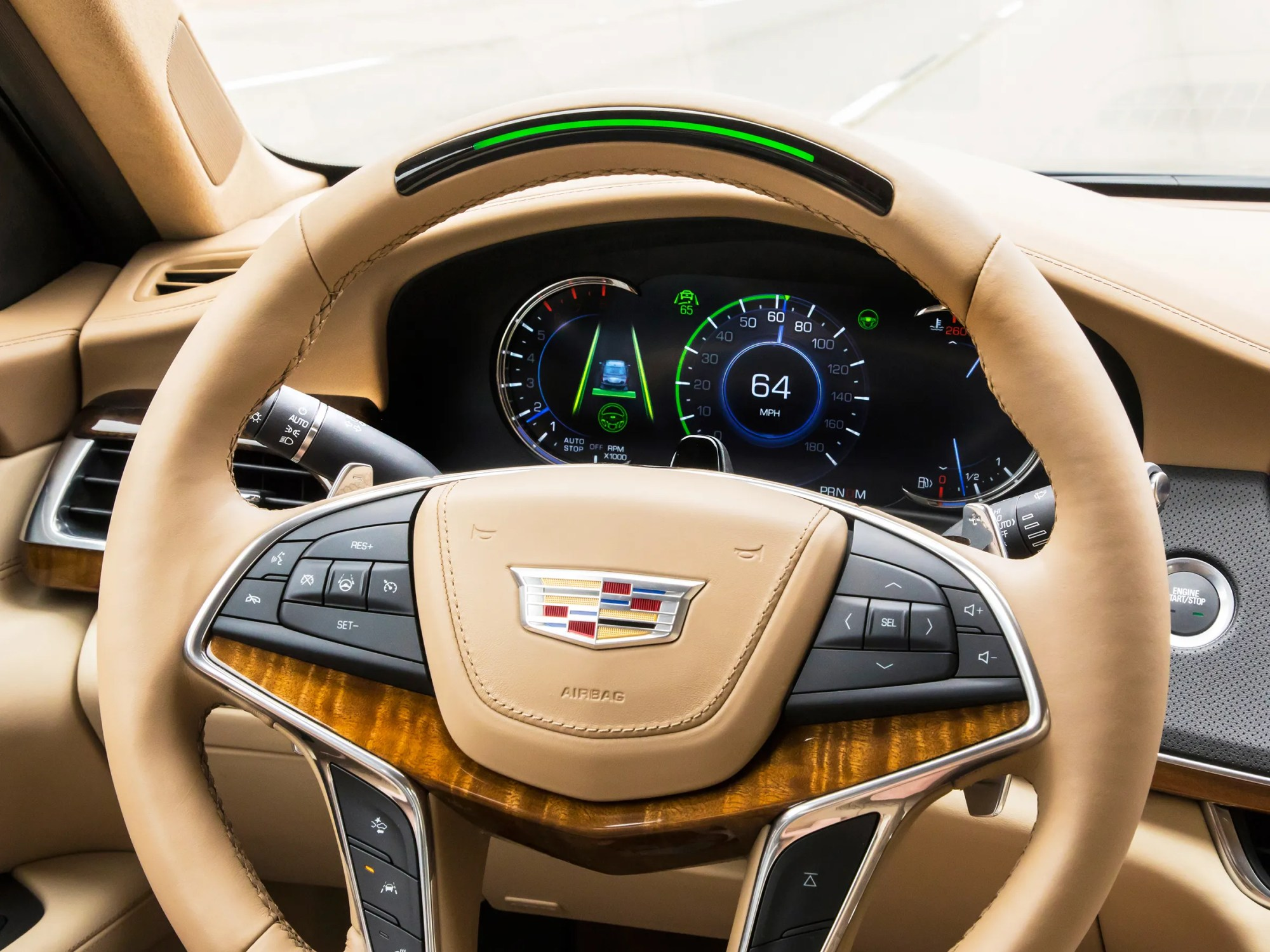 hight resolution of the laser maps behind cadillac s superb self driving skills