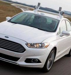 taking the next step in its blueprint for mobility ford today in conjunction with the university of michigan and state farm revealed a ford fusion  [ 2000 x 1125 Pixel ]