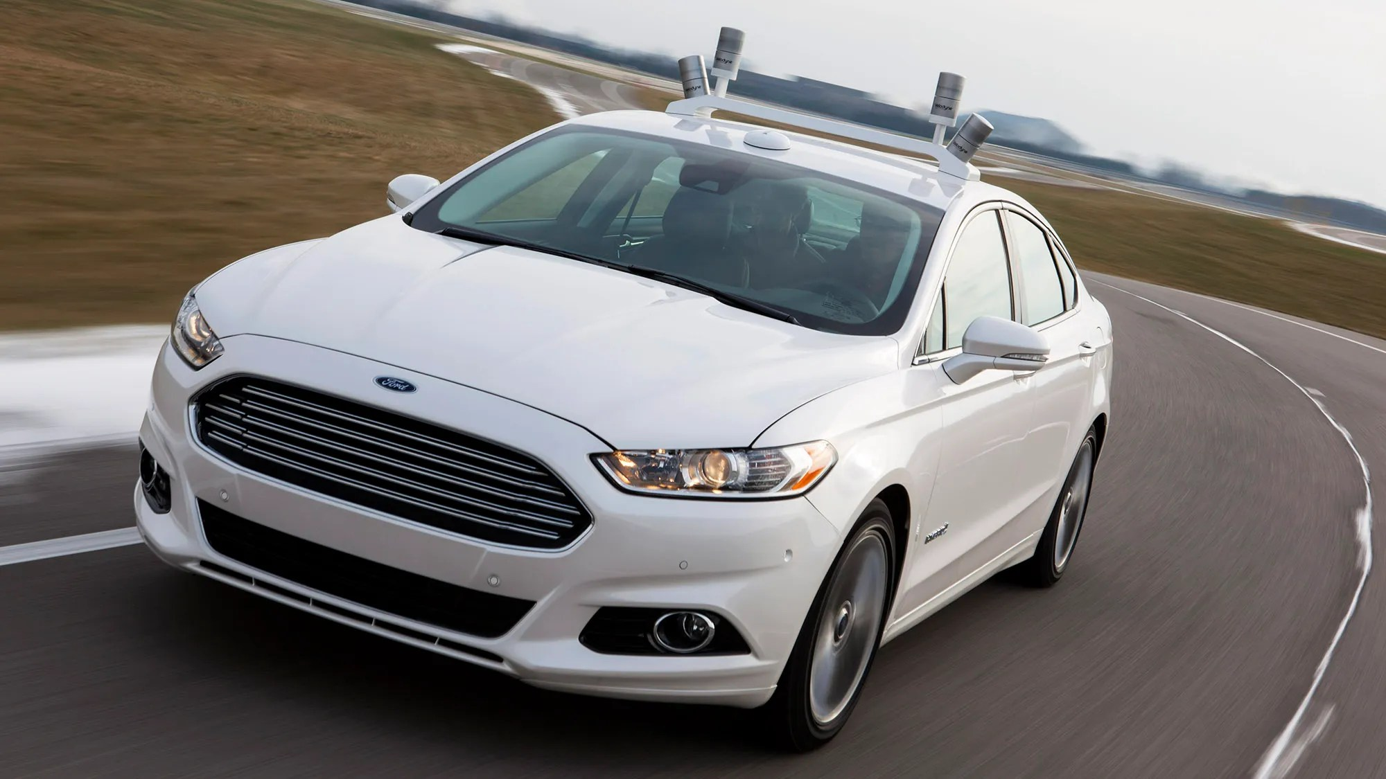 hight resolution of taking the next step in its blueprint for mobility ford today in conjunction with the university of michigan and state farm revealed a ford fusion