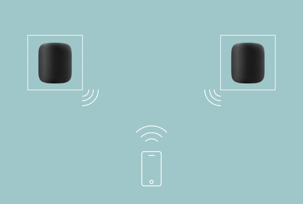 medium resolution of apple s homepod speaker now supports stereo pairing multi room audio wired