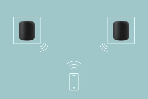 small resolution of apple s homepod speaker now supports stereo pairing multi room audio wired