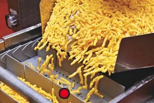 making cheetos it ain