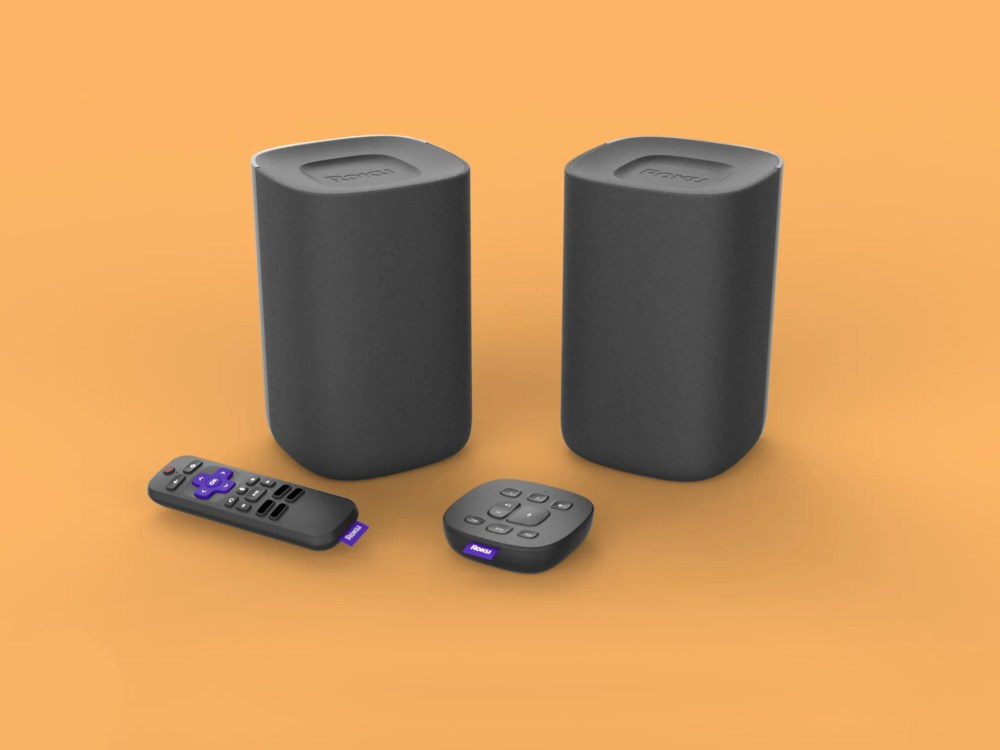 medium resolution of roku is making tv speakers but they only work with roku tvs