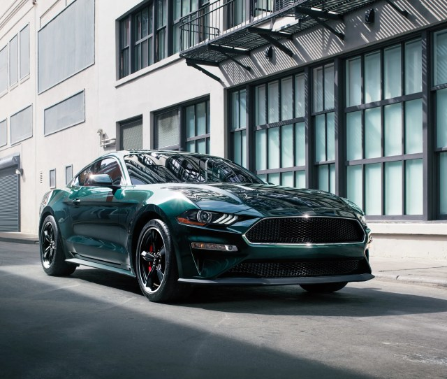 What Its Like To Drive Fords New Mustang Bullitt