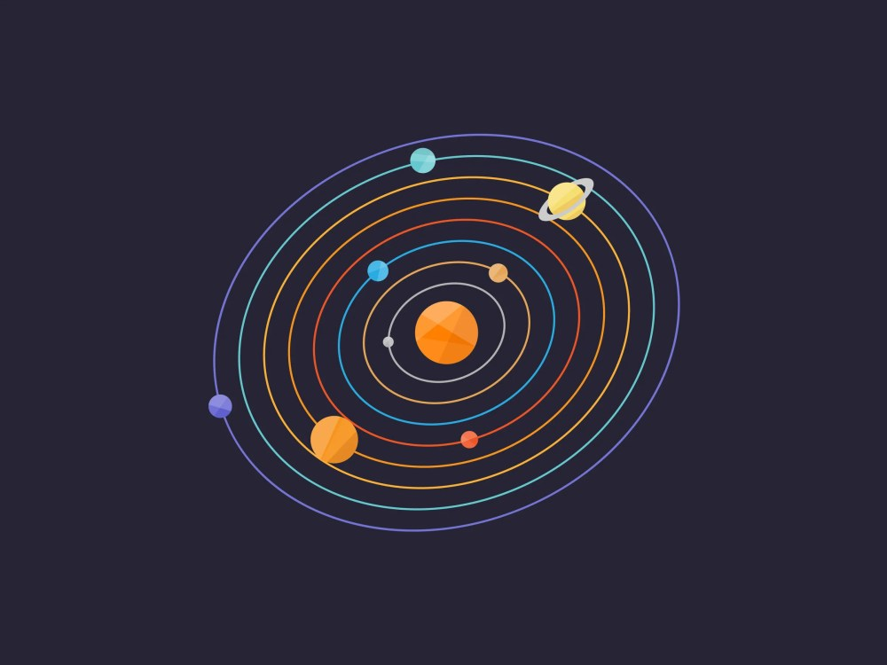 medium resolution of how to show that the earth orbits the sun