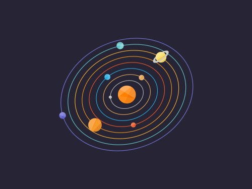 small resolution of how to show that the earth orbits the sun
