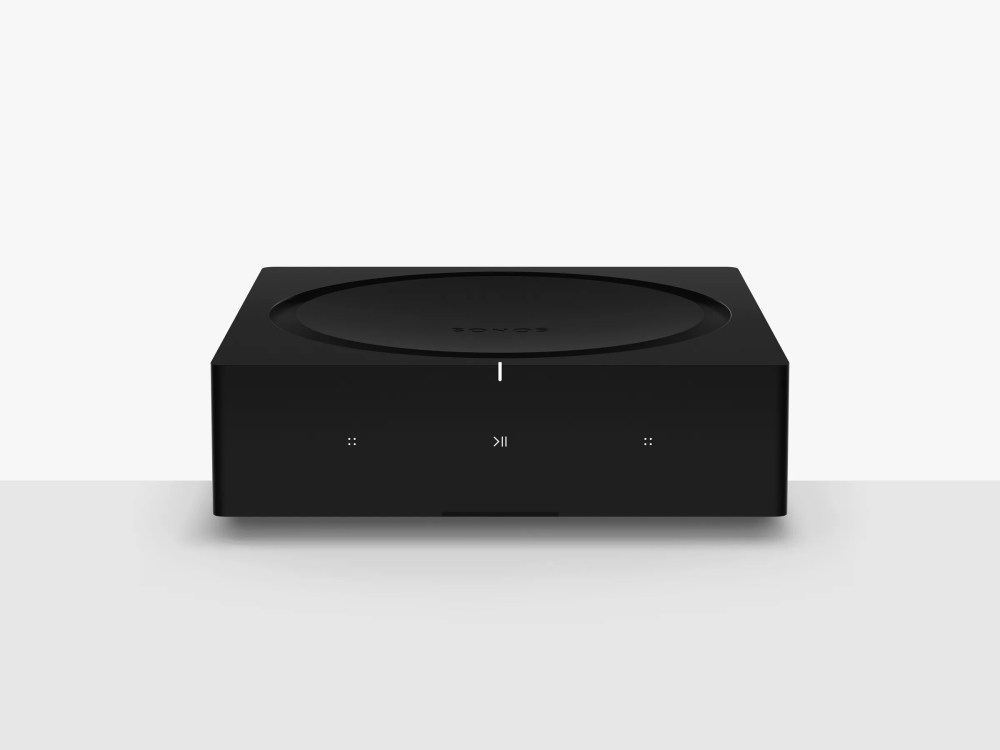 medium resolution of the new sonos amp will be available this fall to professional installers consumers will be able to pick one up in early 2019