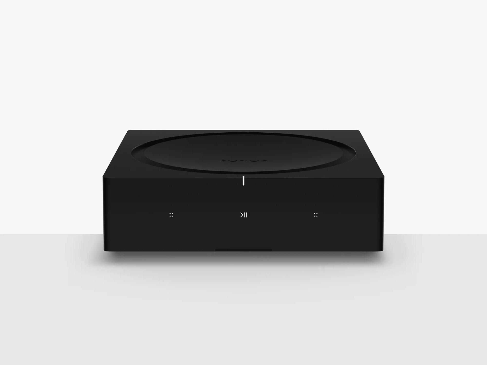 hight resolution of the new sonos amp will be available this fall to professional installers consumers will be able to pick one up in early 2019