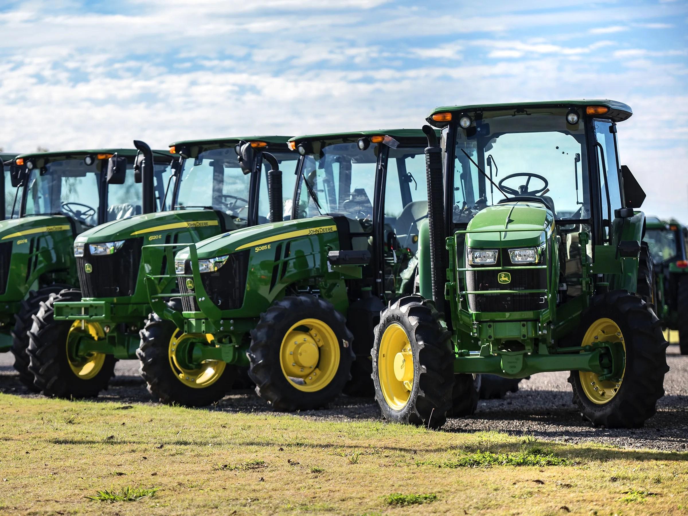 John Deere Just Cost Farmers Their Right To Repair