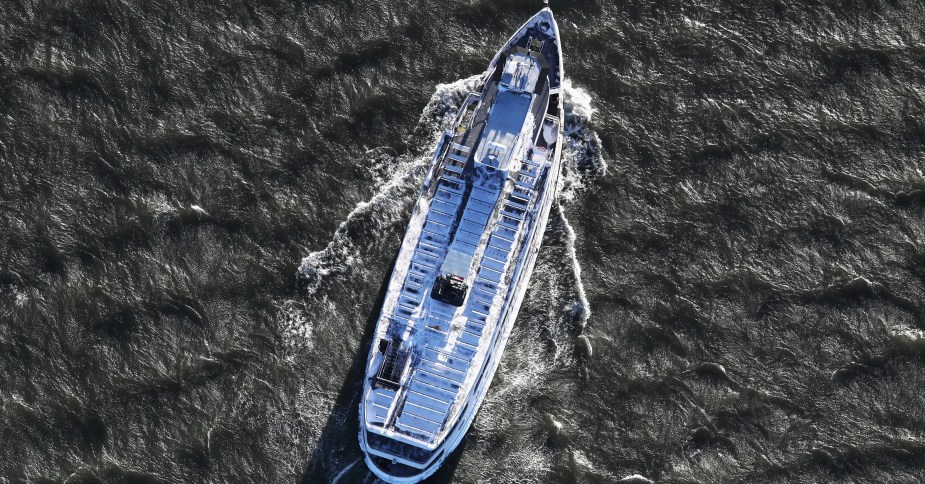 Rolls-Royce Wants to Fill the Seas With Self-Sailing Ships
