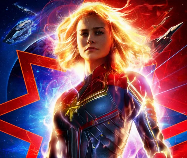 A New Captain Marvel Trailer Is Coming Tonight