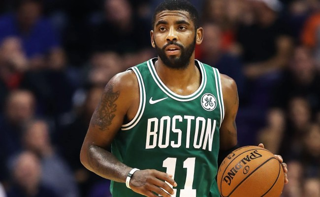 How Kyrie Irving Could Ve Leaned Over So Far Without