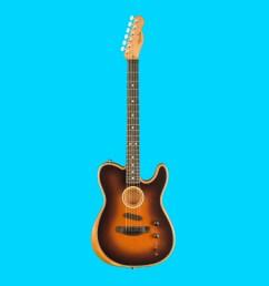 fender s new acoustic guitar has a million different voices [ 2400 x 1800 Pixel ]