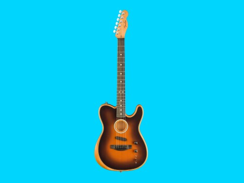 small resolution of fender s new acoustic guitar has a million different voices