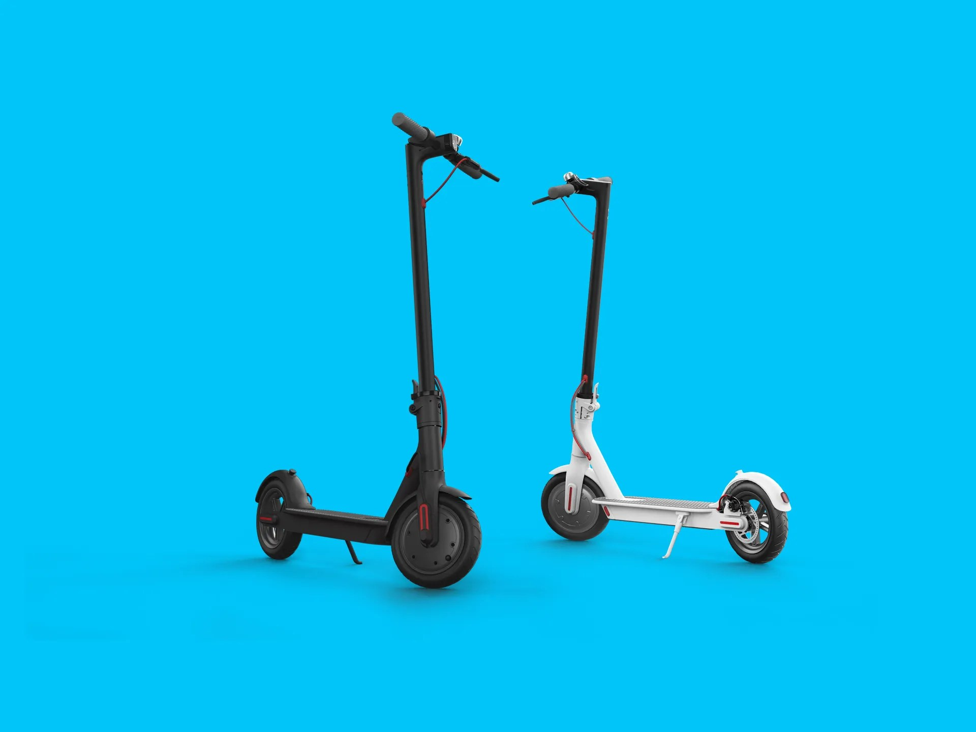 hight resolution of a popular electric scooter can be hacked to speed up or stop