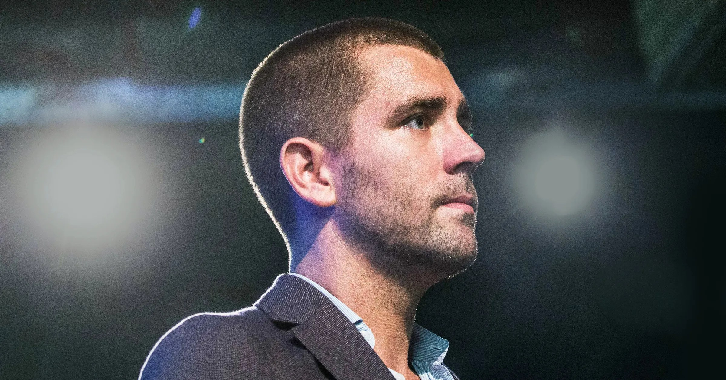 Cris-Cox-604578892 Facebook's Head of Product, Chris Cox, Says Goodbye