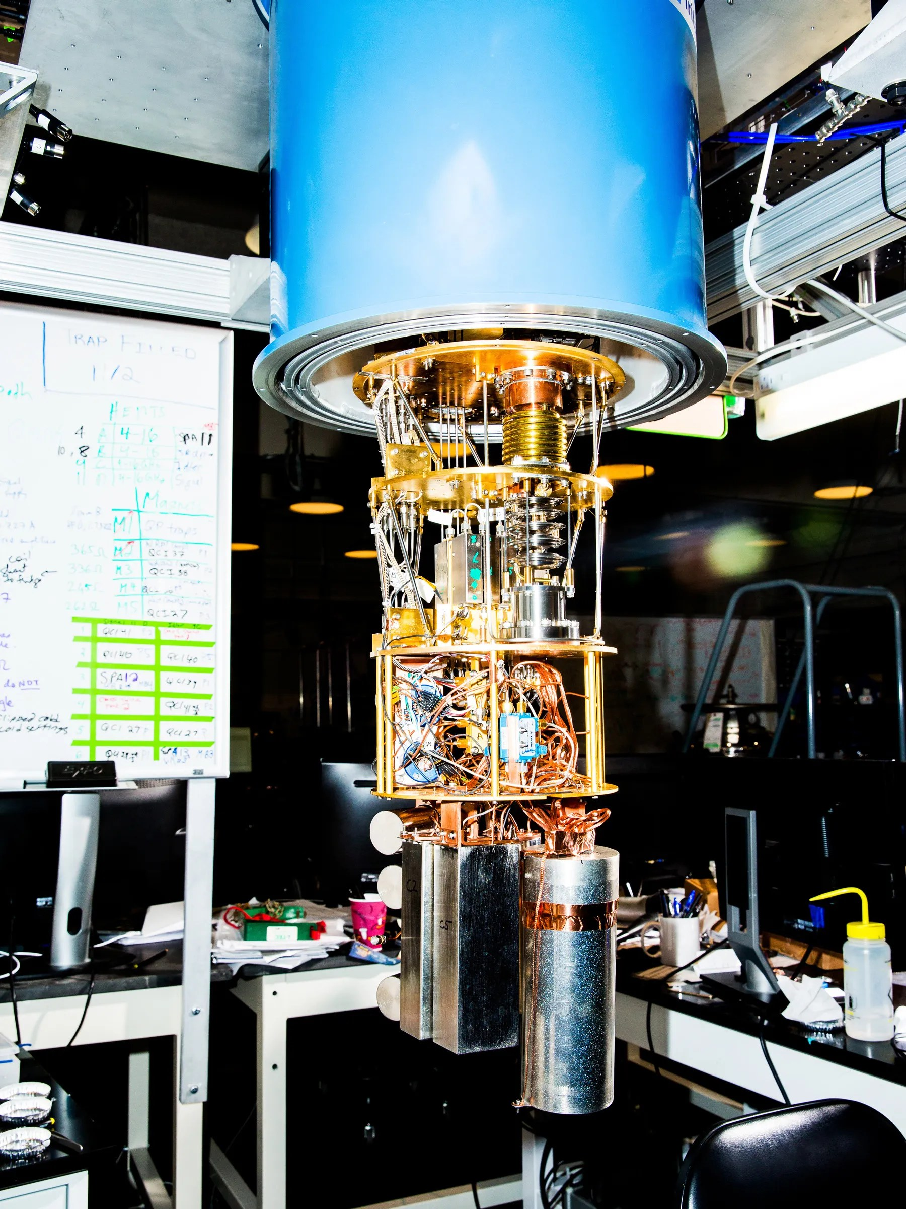 Noisy Quantum Computers Could Be Good for Chemistry Problems   WIRED