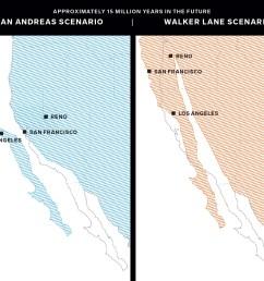 coast range san andrea fault diagram [ 1275 x 1094 Pixel ]