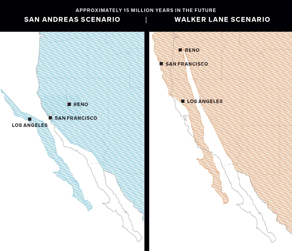 medium resolution of coast range san andrea fault diagram