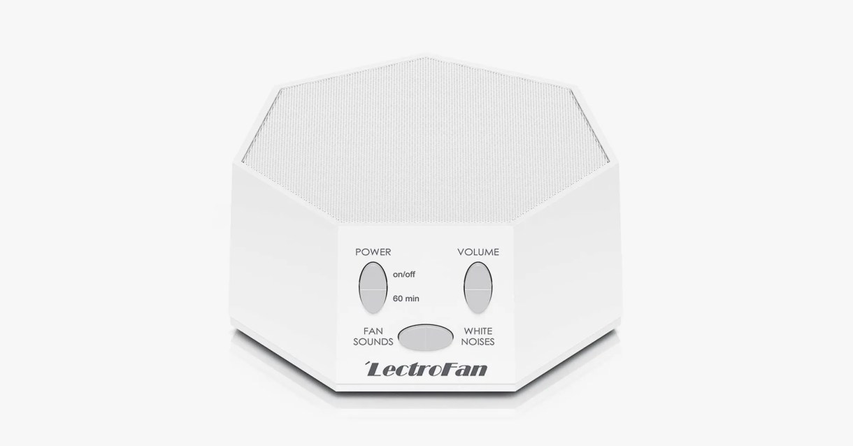 6 Best Sound Machines for 2019 (Best White Noise Machines) 2