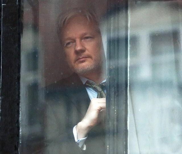 The Latest Julian Assange Indictment Is An Assault On Press Freedom