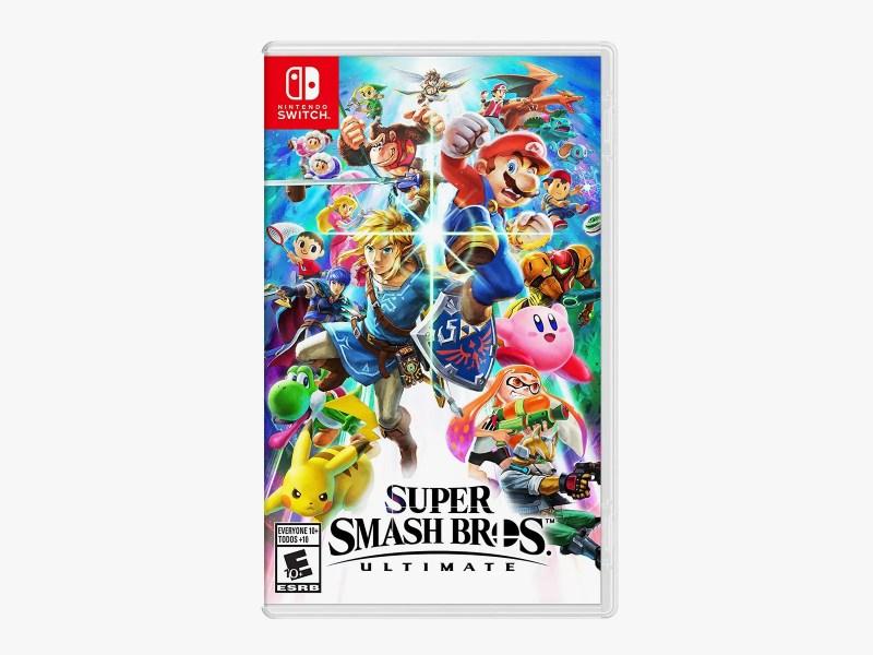 Super Smash Bros videogioco