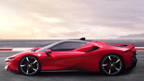 small resolution of ferrari s latest goes 211 mph with 986 hp and it s a hybrid