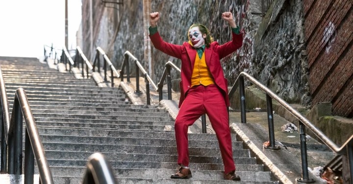 Image result for joker stairs""