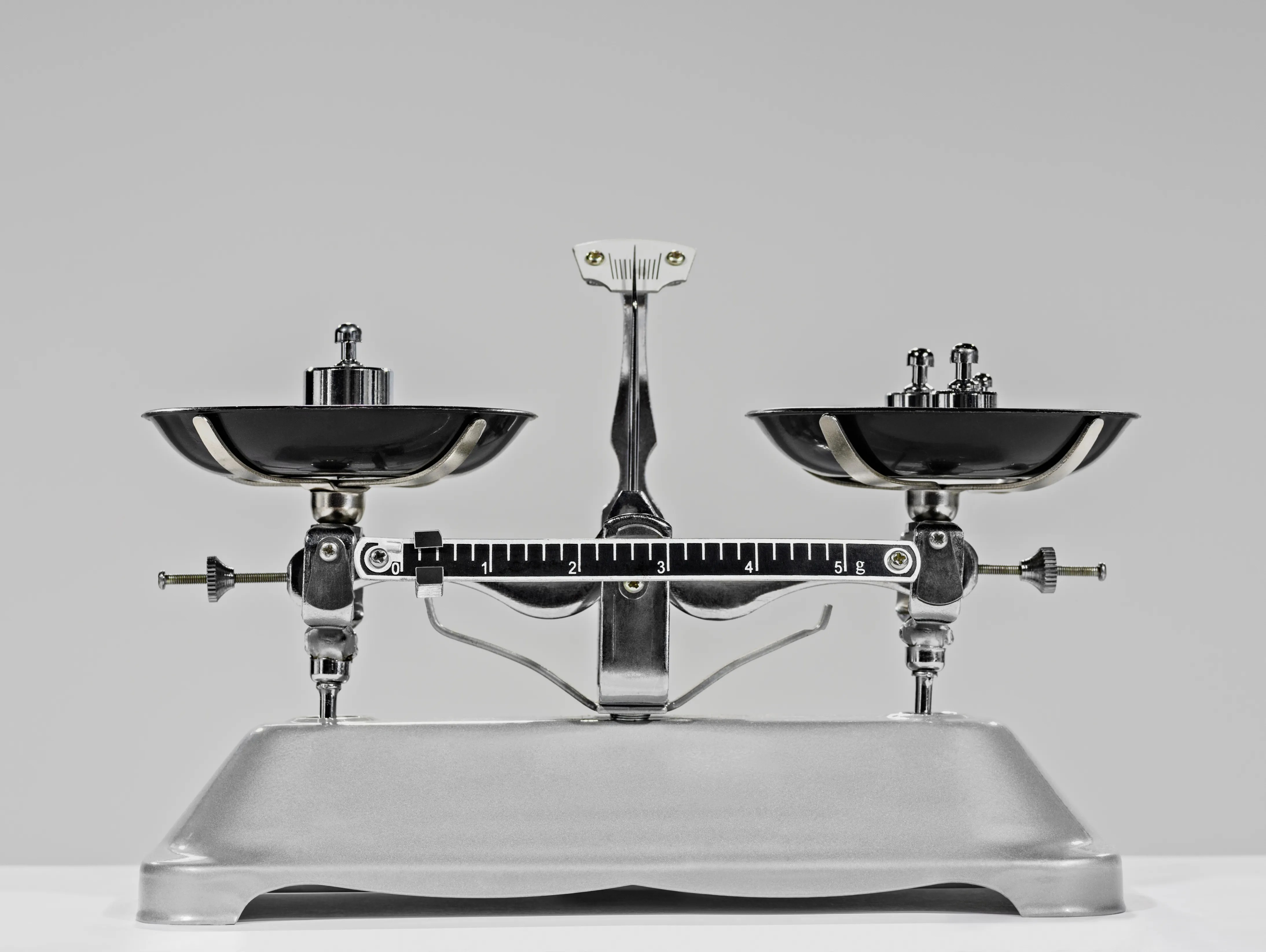 Difference Between Spring Scale And Triple Beam Balance