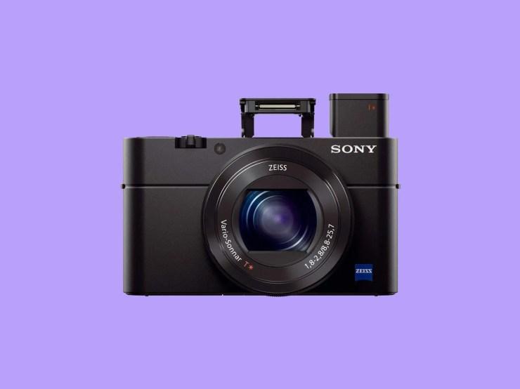 sony camera rx100